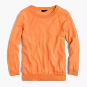 NWT! J Crew E1277 Tippi Sweater in Neon OrangeNWT for sale